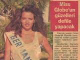 1990 - Miss Germany Wahl gewonnen